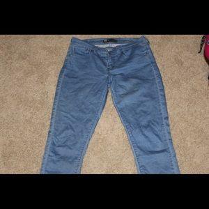 Levi light wash jeans size: 30